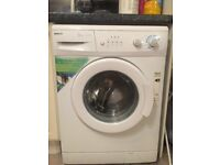 Beko washing machine. Collection only