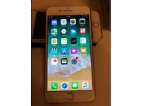 IPhone 6 64gb Unlocked Black with purchase receipt