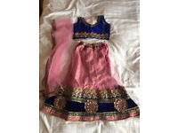 Young girls indian dresses ages 2-4 years