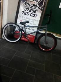 Good Condition We The People Arcade Bmx