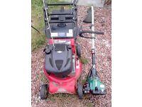 qualcast cdb3oa +rover lawnmower 5.5bhp