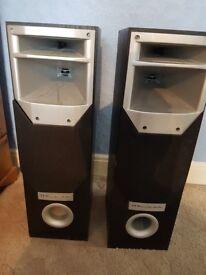 Wharfdale zaldek s1000 hifi speakers very punchy clear sound