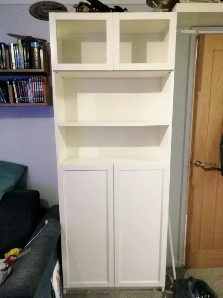 Ikea Billy Bookcase And 4 Doors In Southampton Hampshire Gumtree