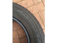 Hankook optimo car tyre 205/60 R 15