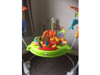 FisherPrice Jumperoo - Barely used