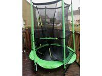 Kids 4ft trampoline