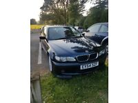 BMW 325i MSPORT AUTO (12 MONTH MOT)