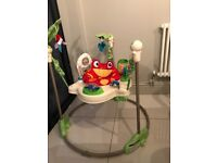 Jumperoo - Excellent condition