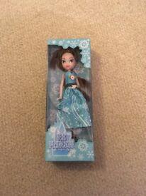 Ice Princess doll BNIB