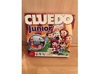 Cluedo junior edition