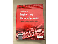Principles of Engineering Thermodynamics (7th Edition)