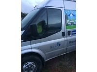 ford transit passenger door