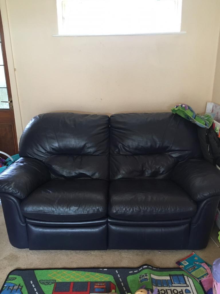 Reclining Sofa In Taunton Somerset Gumtree