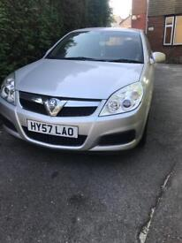 Vauxhall Vectra Exclusiv 2007