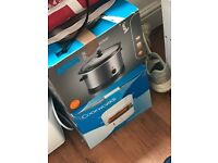 Slow cooker and steamer - each only used once