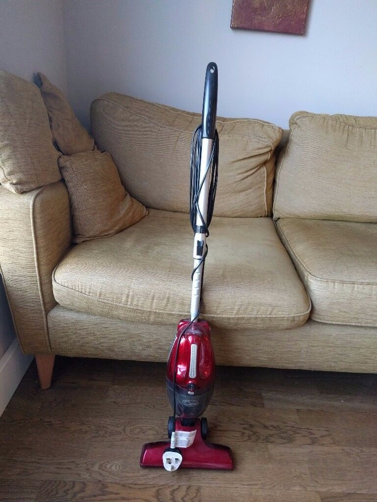 2-in-1 Quest upright vacuum cleaner