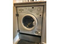 Integrated Zanussi Jet System Washer Dryer