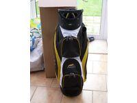 Golf bag : Brand new Powakaddy trolley bag