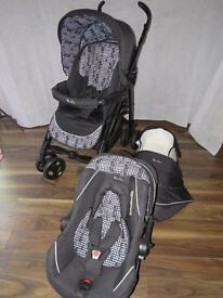 Silver Cross 3D Travel System Monodot