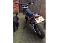 125 pitbike road legal