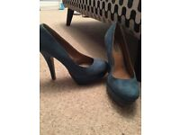 Job lot heels 2 £5 - £15 each pair contact for more details