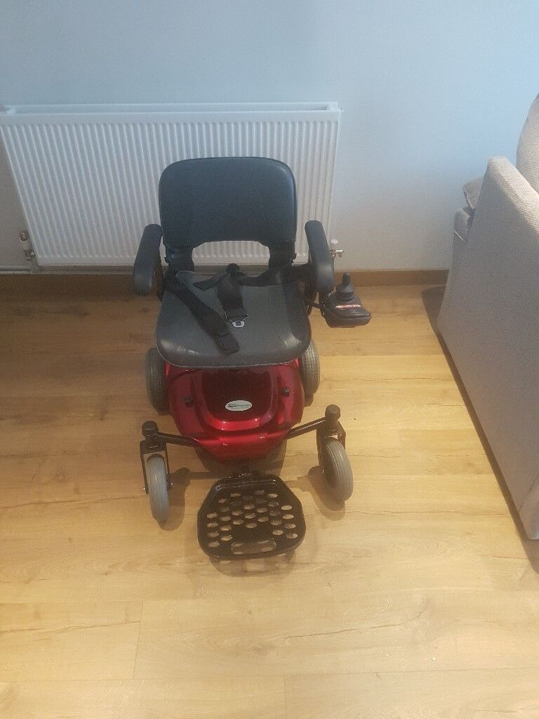 Drive Cobalt Portable Powerchair Electric Travel Wheelchair Mobility Lightweight