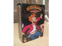 Futurama Box Set Season 4