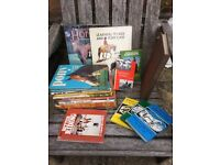 Horse and riding books