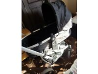 Mothercare Travel System Pram ( including car seat)