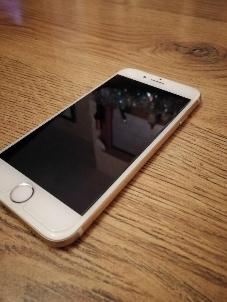 I phone 6 64gb (gold)