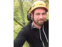 Tree surgeon(arborist)