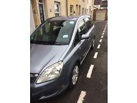 Vauxhall Zafira PCO licensed Diesel auto