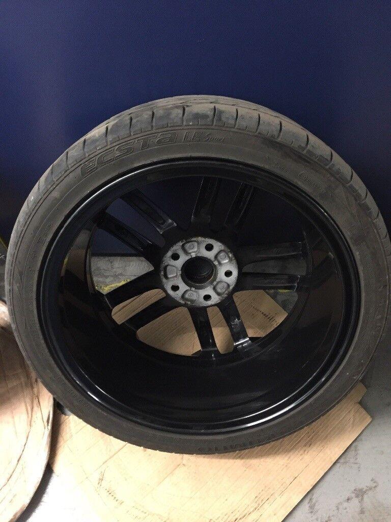 "Genuine Vw nogaro wheels 18"""
