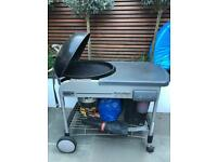 Webber Charcoal Performer BBQ - 57cm with Cover
