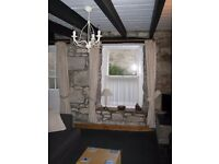 Mousehole Cornwall. Only around 30 yards from the beach. Lovely two bedroom cottage