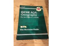CGP GCSE revision guides £2.50 each: New syllabus Geography, English Language & French RRP£6