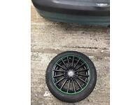 Inovit Rapid Alloy Wheels 15""