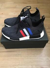 Adidas NMD R1 PK Tri Colour UK size 9