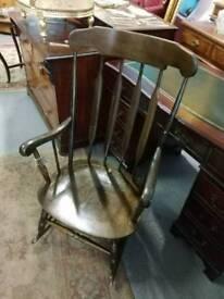 Rocking Chair (Dark)