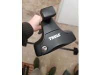Thule Roof Bars for Ford Fiesta 3dr 08-17