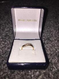 Small Real Gold Ring *BOX INCLUDED*