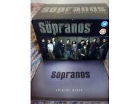 The sopranos complete series