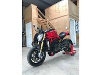 Ducati monster 1200s Mint! Best for sale guaranteed!