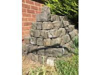 Granite cobbles 100mm