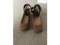 Jessica Simpson ballet pumps 4.5