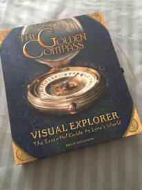 Golden compass. Visual explorer