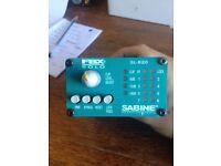 Sabine FBX SL-820 Feedback Exterminator