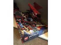 LEGO NINJAGO DESTINY BOUNTY SHIP 70738 RRP £99