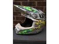 Bell Moto 9 Motocross Helmet Tagger Designs/Unit clothing