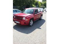 2008 Jeep Patriot 2.0 CRD Diesel Sport, 4x4, off road 12 months MOT !!!!